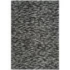 Sevastopol Light Gray/Charcoal Area Rug Rug Size: Rectangle 5'3