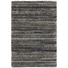 Barnhart Gray/Charcoal Area Rug Size: Rectangle 6'7
