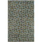 Armstrong Hand-Tufted Brown Area Rug Rug Size: Rectangle 9'6