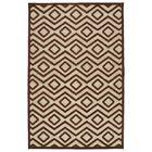 Shirehampton Brown Indoor/Outdoor Area Rug Rug Size: Rectangle 8'8