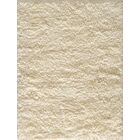 Haggard Hand-Tufted Ivory Area Rug Rug Size: Round 4'