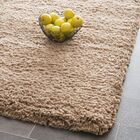 Starr Hill Modern Taupe Area Rug Rug Size: Rectangle 8'6