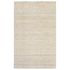 Allegan Hand-Loomed Natural Area Rug Rug Size: Rectangle 5' x 8'