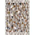 Callaham Brown/Gray Area Rug Rug Size: Rectangle 8' x 10'