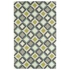 Hinton Charterhouse Hand-Tufted Ivory Area Rug Rug Size: Rectangle 8' x 10'