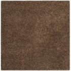 Starr Hill Light Brown Area Rug Rug Size: Square 7'
