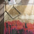 Tabris Pink Area Rug Rug Size: Rectangle 5'3