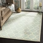 Wilkin Hand-Tufted Wool Gray/Ivory Area Rug Rug Size: Rectangle 4' x 6'