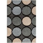 Mcgovern Gray/Beige Area Rug Rug Size: Rectangle 7'10