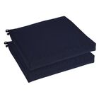 Mcneill Indoor/Outdoor Sunbrella Dining Chair Cushion Size: 19