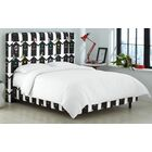 Meister Upholstered Panel Bed Size: California King