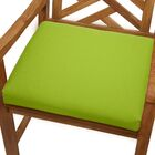 Mcclain Indoor/Outdoor Sunbrella Dining Chair Cushion Size: 19