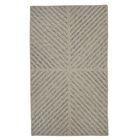 Loya Hand-Woven Brown Indoor Area Rug Rug Size: 12' x 15'