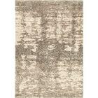 Mulkey Gray/Ivory Area Rug Rug Size: 5'3