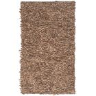 Eveland Brown Area Rug Rug Size: Rectangle 6' x 9'
