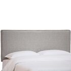 Frederick Upholstered Panel Headboard Size: Twin