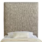 Franklin Square Twin Upholstered Panel Headboard