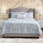 Lacaille Upholstered Panel Bed Size: Queen