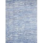Nyssa Hand-Tufted Lapis Area Rug Rug Size: Rectangle 3'9
