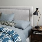 Robins Upholstered Panel Headboard