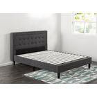 Vannatta Upholstered Platform Bed Size: Queen