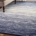 Algedi Blue Area Rug Rug Size: Rectangle 5' x 8'