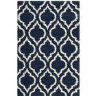 Melvin Blue/Beige Area Rug Rug Size: Rectangle 9' x 12'