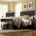 Gullett Sleigh Bed Size: King