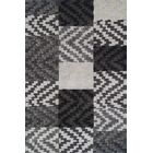 Rossiter Pewter Geometric Area Rug Rug Size: Rectangle 7'10