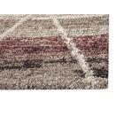Teasley Beige/Brown Area Rug Rug Size: Rectangle 7'10
