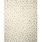 North Moore Hand-Tufted Ivory/Sage Area Rug Rug Size: Rectangle 7'6
