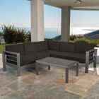 Crosstown 8 Piece Sectional Set with Cushions