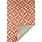 Hisey Hand-Tufted Sorbet Area Rug Rug Size: Rectangle 4' x 6'