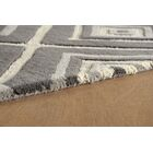 Luevano Hand-Tufted Steel Area Rug Rug Size: Rectangle 5' x 8'