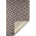 Hisey Hand-Tufted Brown/Gray Area Rug Rug Size: Rectangle 5' x 8'