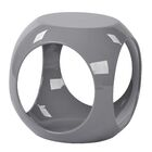 Kai End Table Color: Grey