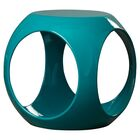 Kai End Table Color: Blue