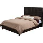 Borgman Upholstered Platform Bed Size: Full