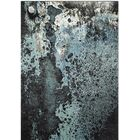 Brodick Blue/Gray Area Rug Rug Size: Square 5'3