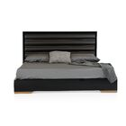Ertha Upholstered Panel Bed Size: Queen