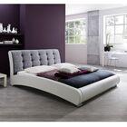Maxon Upholstered Platform Bed Size: King