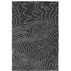 Ahner Hand Tufted Gray Area Rug Rug Size: Rectangle 3' x 5'