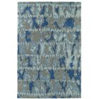 Charlayne Hand Tufted Blue/Gray Area Rug Rug Size: Rectangle 9' x 12'
