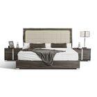 Demaria 3 Piece Bedroom Set Size: King, Finish: Gray