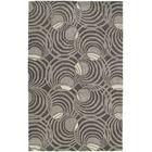 Carter Graphite Area Rug Rug Size: Rectangle 9'6