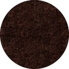 Ciera Hand-Tufted Brown Solid Area Rug Rug Size: Rectangle 9' x 12'