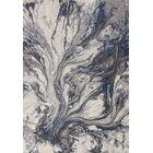 Kaia Gray Watercolors Area Rug Rug Size: Rectangle 6'7