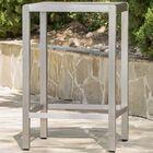 Durbin Outdoor Aluminum Bar Table