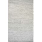 Alyson Hand-Loomed Pearl Area Rug Rug Size: Rectangle 2' x 4'