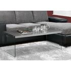 Liberty Coffee Table Color: Grey